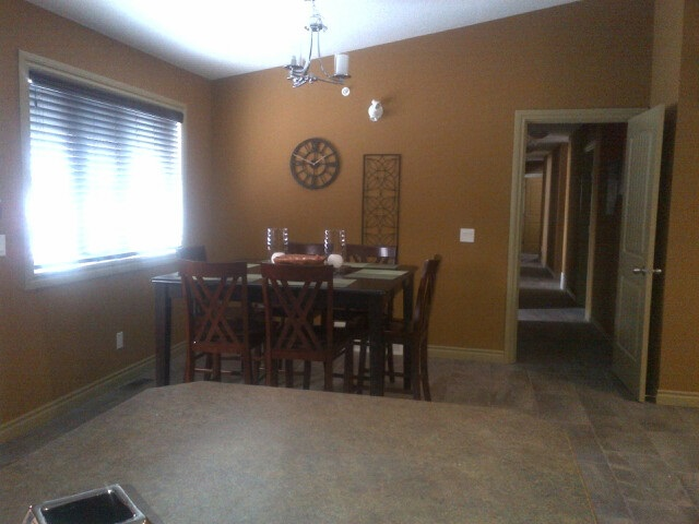 Drayton Valley Dining Area
