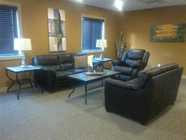 Drayton Valley Media Room