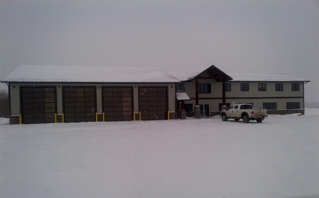 Drayton Valley Station1