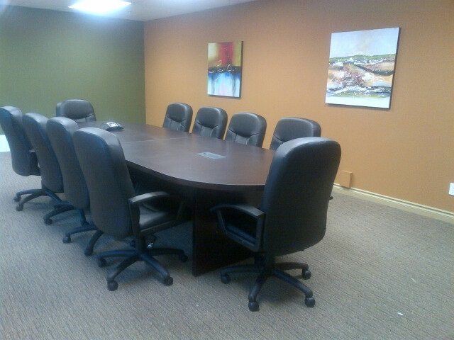 Drayton Valley Training Room