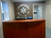 Edson reception desk