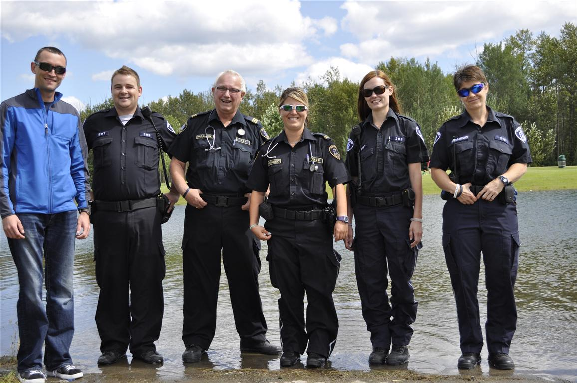 Whitecourt Staff