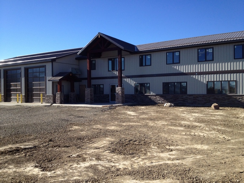 Drayton Valley closer to completion
